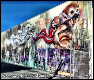 road trip wonders ... san francisco mural is astonishing!